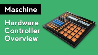 Native Instruments Maschine: Hardware Controller Overview
