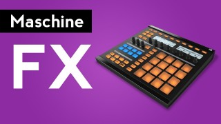 Native Instruments Maschine: How to Add Effects