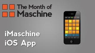 iMaschine iOS App Preview