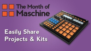 Maschine: How to Share Projects & Kits