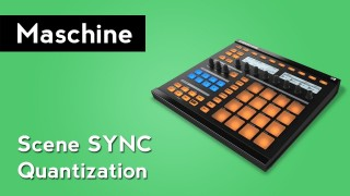 Maschine Tip: Jump Between Scenes with Scene Sync