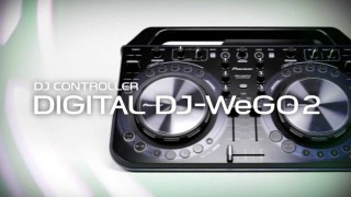 Pioneer DDJ-WeGO2 Adds iOS Support, New Colors, & Carrying Grip