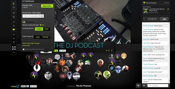 mixify-stream