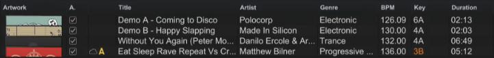 Cross DJ 3.2 Soundcloud Icon